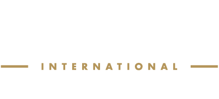 Symbolic international logo